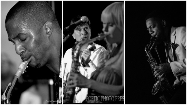 Eric Darius | Rick Braun & Mindi Abair | Vandell Andrew